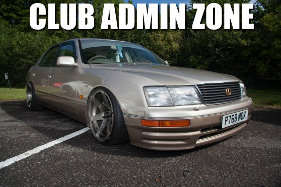 club admin booking image