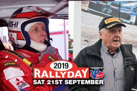 The McRaes are coming to Rallyday