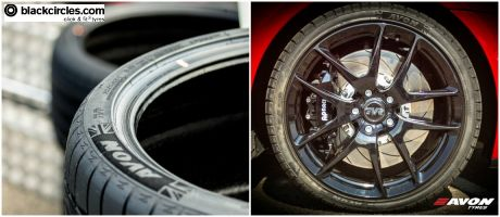 CASTLE COMBE LAUNCHES DISCOUNT ON AVON TYRES TO ALL FANS