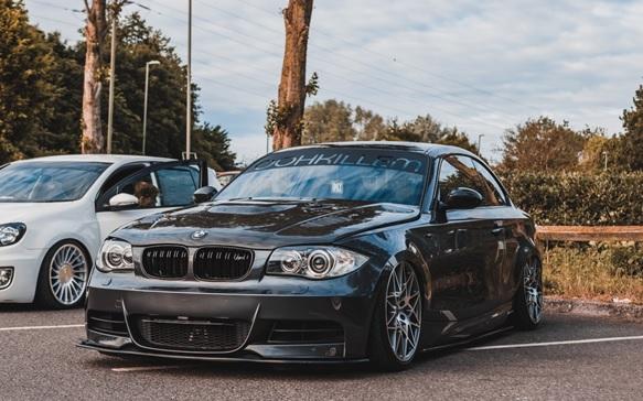 BMW i35 Coupe