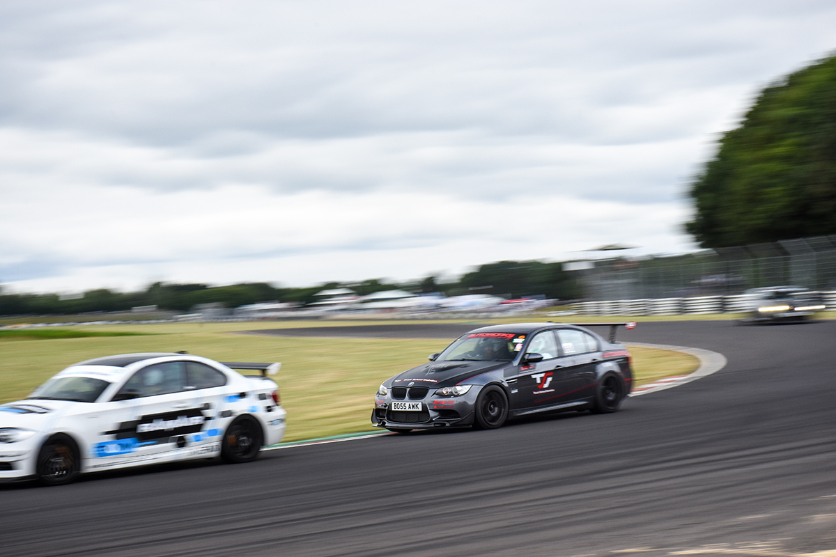 Performance German Day Debuts at Castle Combe Circuit