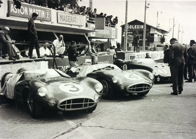 ASTON MARTIN & AVON TYRES LE MANS VICTORY TO BE CELEBRATED AT AUTUMN CLASSIC 2019