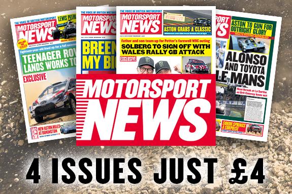 Motorsport News x 4