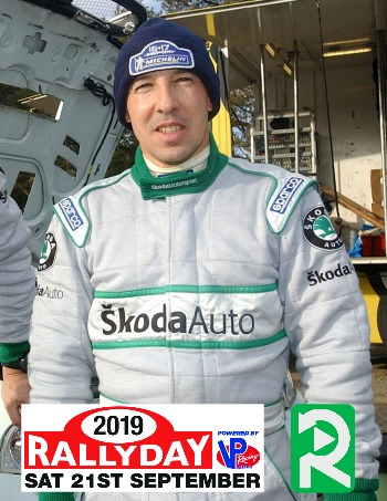 FIRST TIME FOR DIDER AURIOL AT RALLYDAY 2019