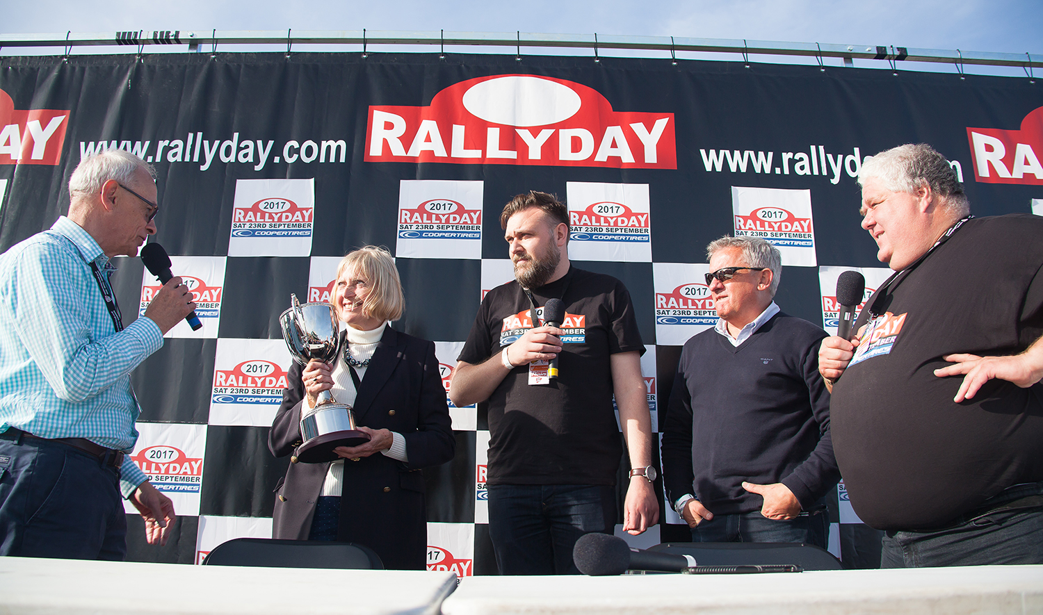 Q&A WITH RALLYDAY ORGANISER, TOM DAVIS