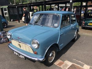 1959 MK1 Morris mini minor