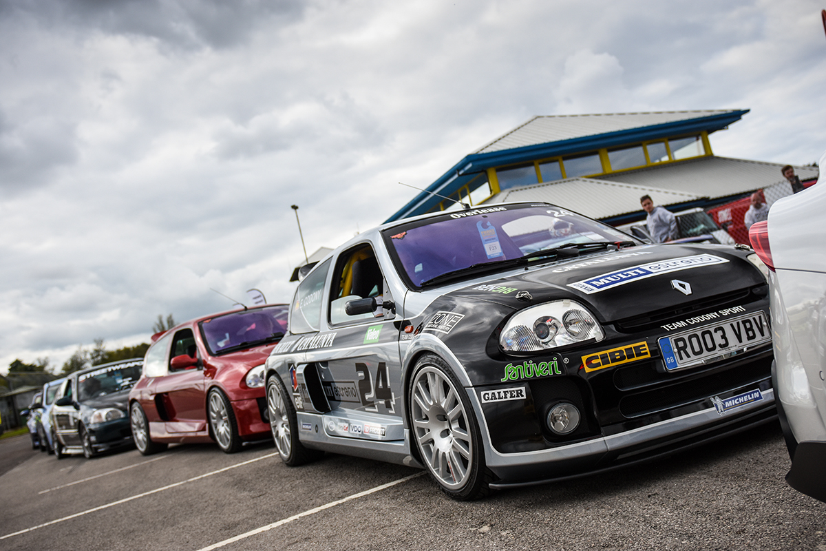 PERFORMANCE CAR MAGIC ATTRACTS THOUSANDS OF FANS TO FORGE ACTION DAY