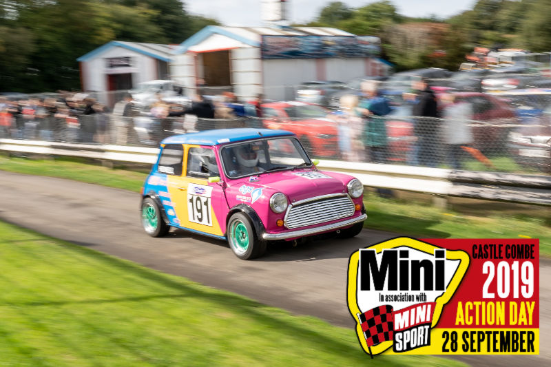 MINI ACTION DAY 2019 CELEBRATES 60 YEARS OF THE MINI IN STYLE