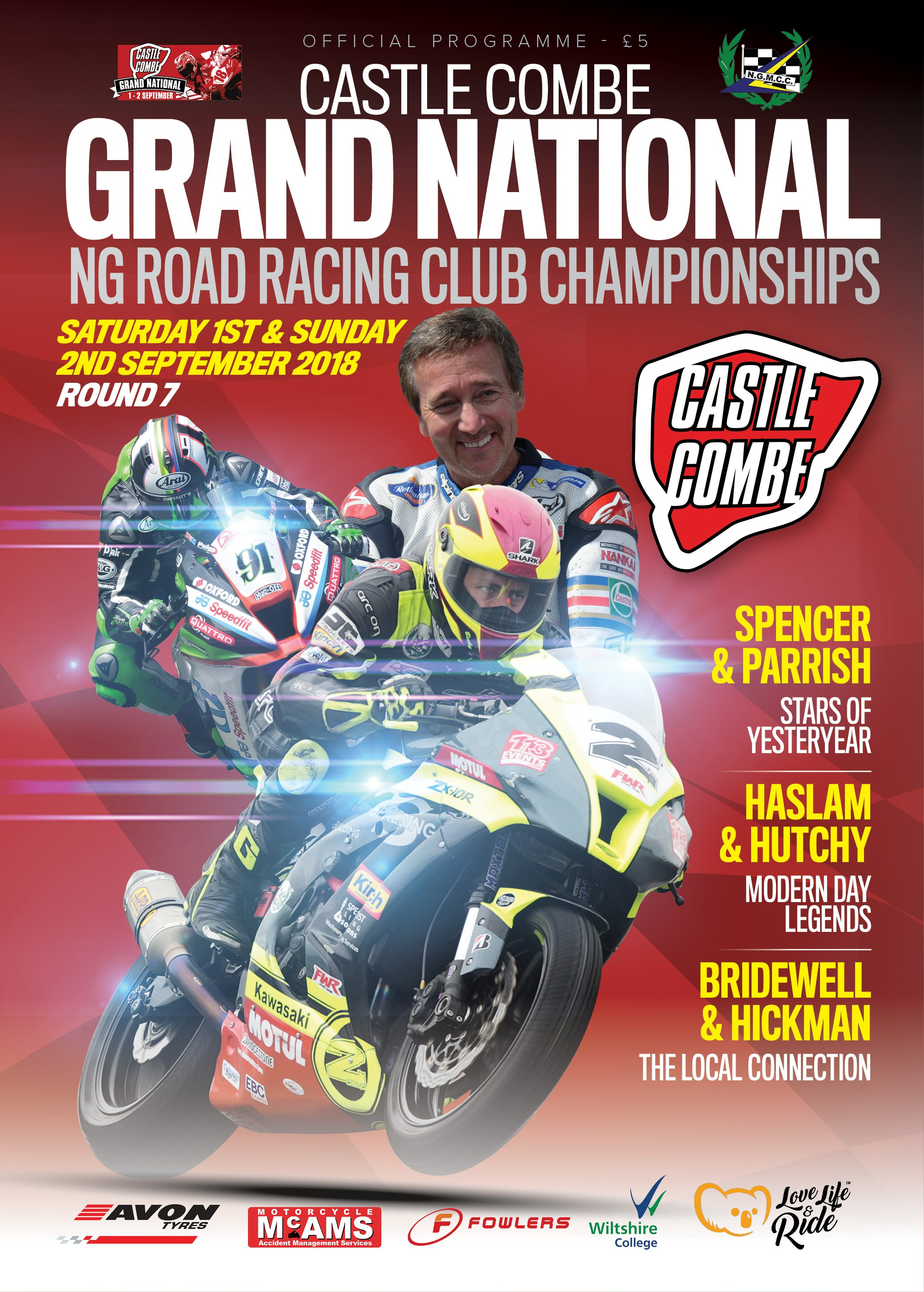 Grand National 2018 Souvenir Programme