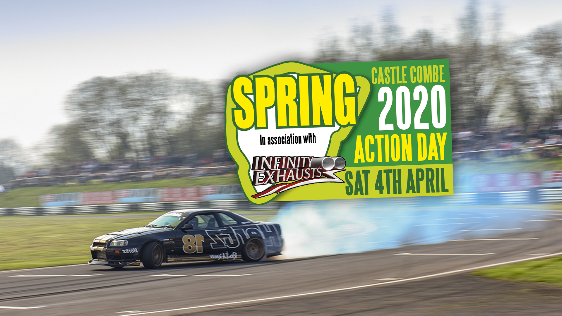 2020 SPRING ACTION DAY DATE REVEALED – 4 APRIL