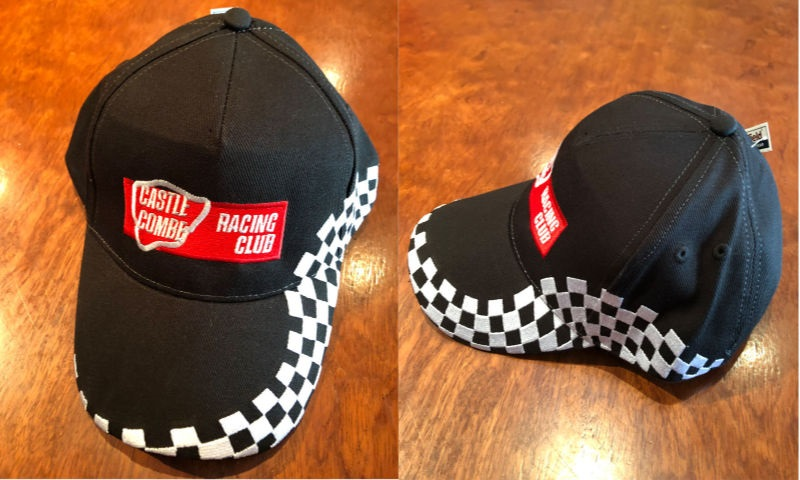 Castle Combe Racing Club baseball cap