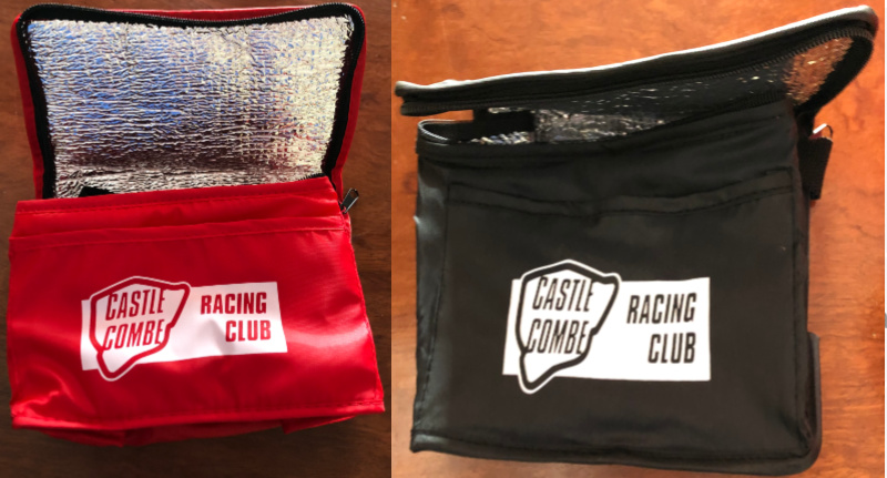 Castle Combe Racing Club coolbags