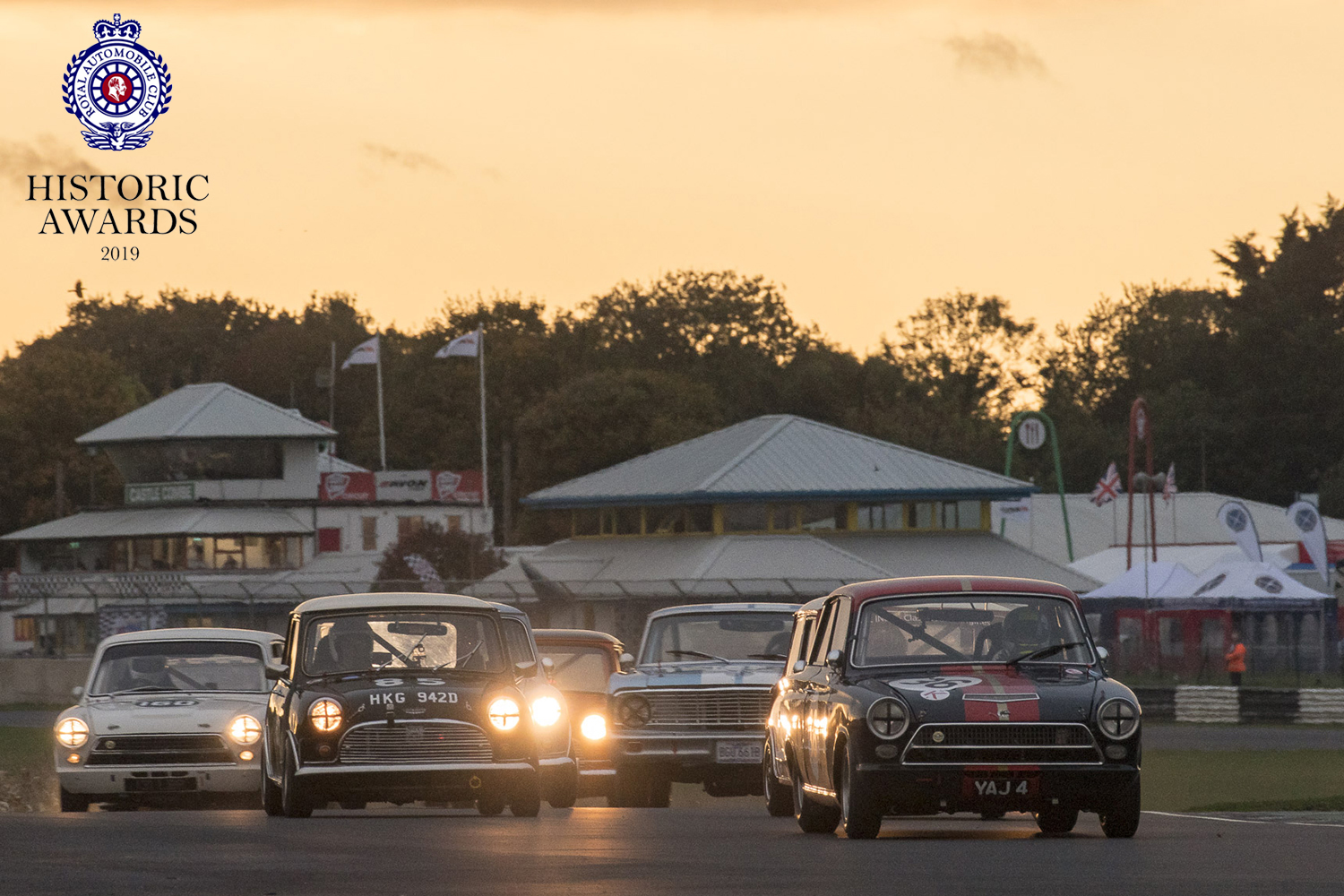 AUTUMN CLASSIC NOMINATED FOR ROYAL AUTOMOBILE CLUB HISTORIC AWARDS