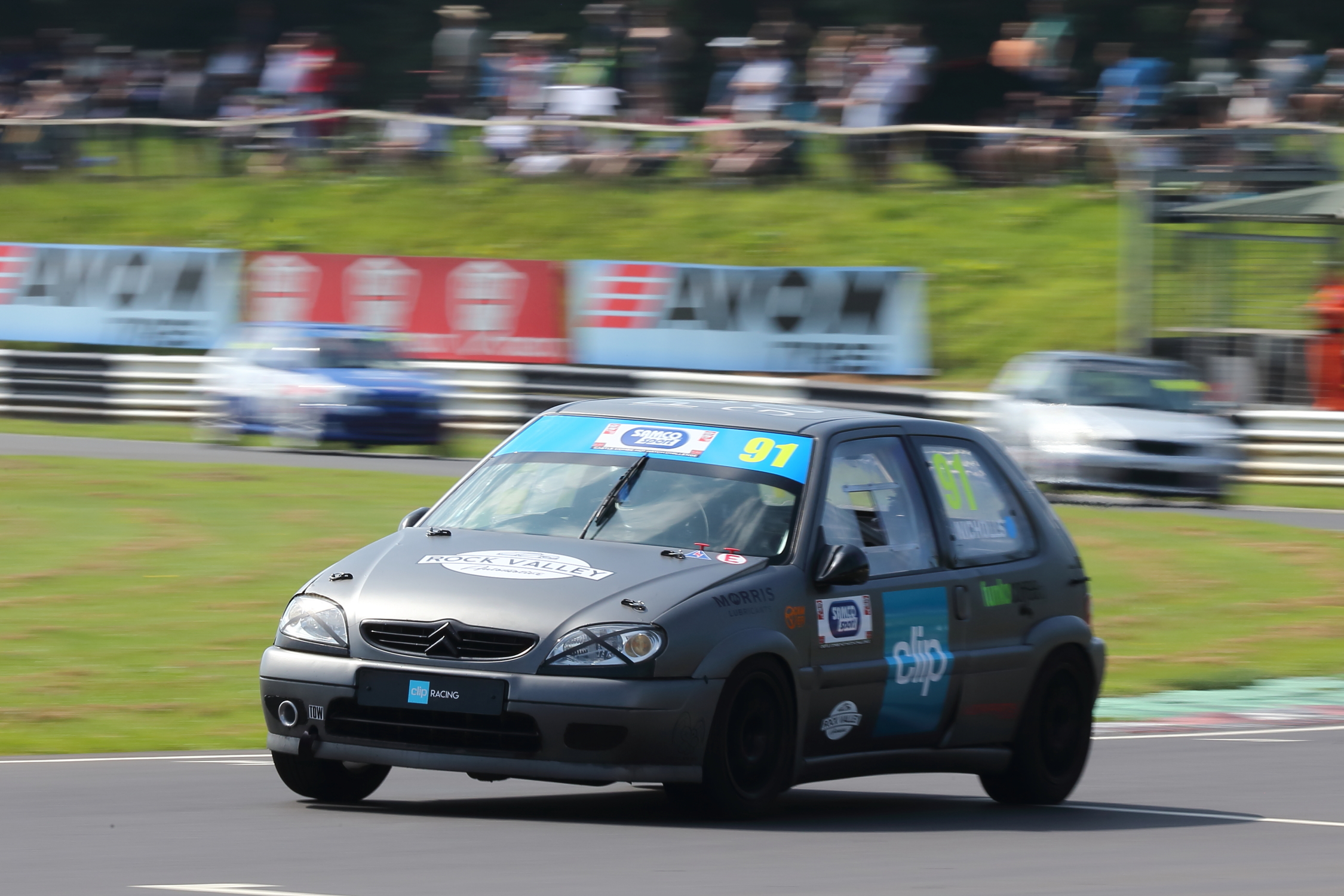 SAMCOSPORT CONTINUES HOT HATCH CHALLENGE SUPPORT INTO 2020
