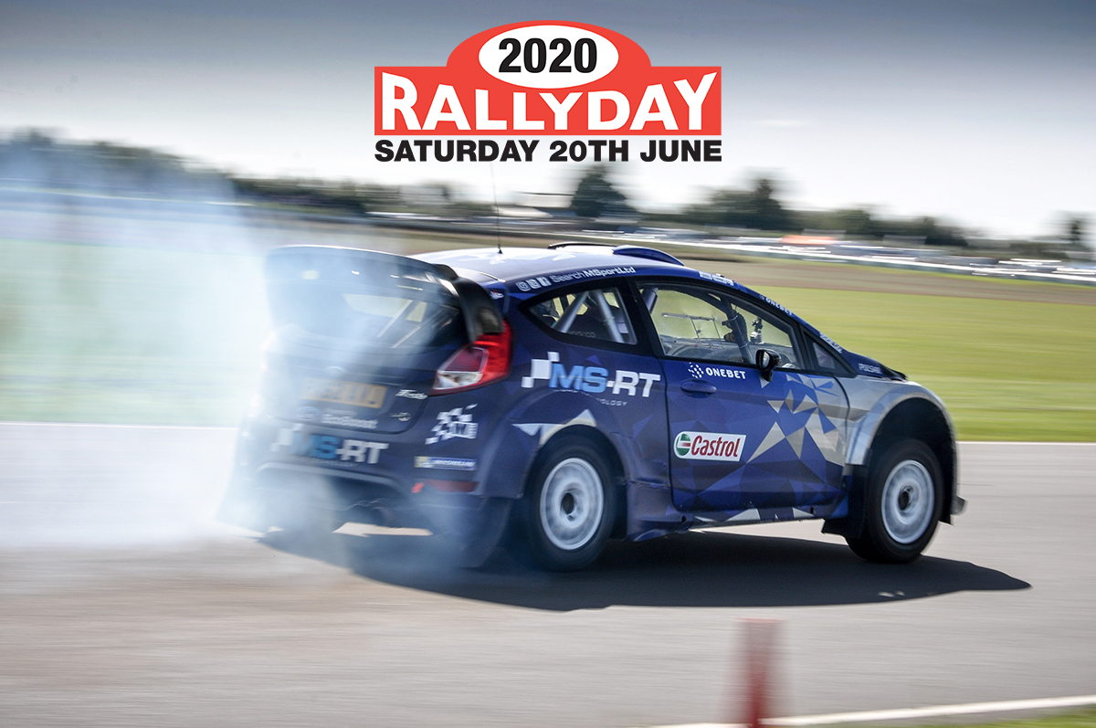 RALLYDAY SETS JUNE 2020 DATE TO TEMPT WRC TEAMS