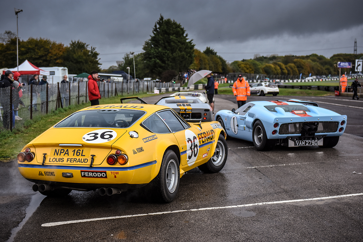 CASTLE COMBE'S AUTUMN CLASSIC EVENT SHORT-LISTED AT MAJOR AWARDS