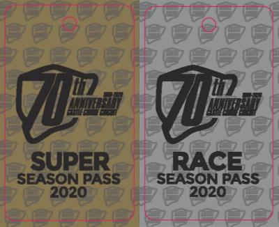 2020 Season Passes