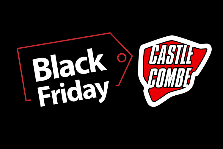 GET SET FOR BLACK FRIDAY BARGAINS AT CASTLE COMBE CIRCUIT