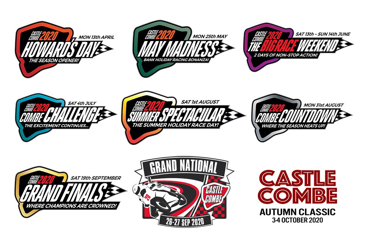 CASTLE COMBE CIRCUIT UNVEILS 2020 RACE MEETING DATES