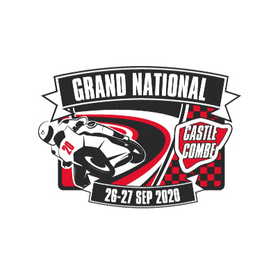 Motorcycle Grand National Race Day