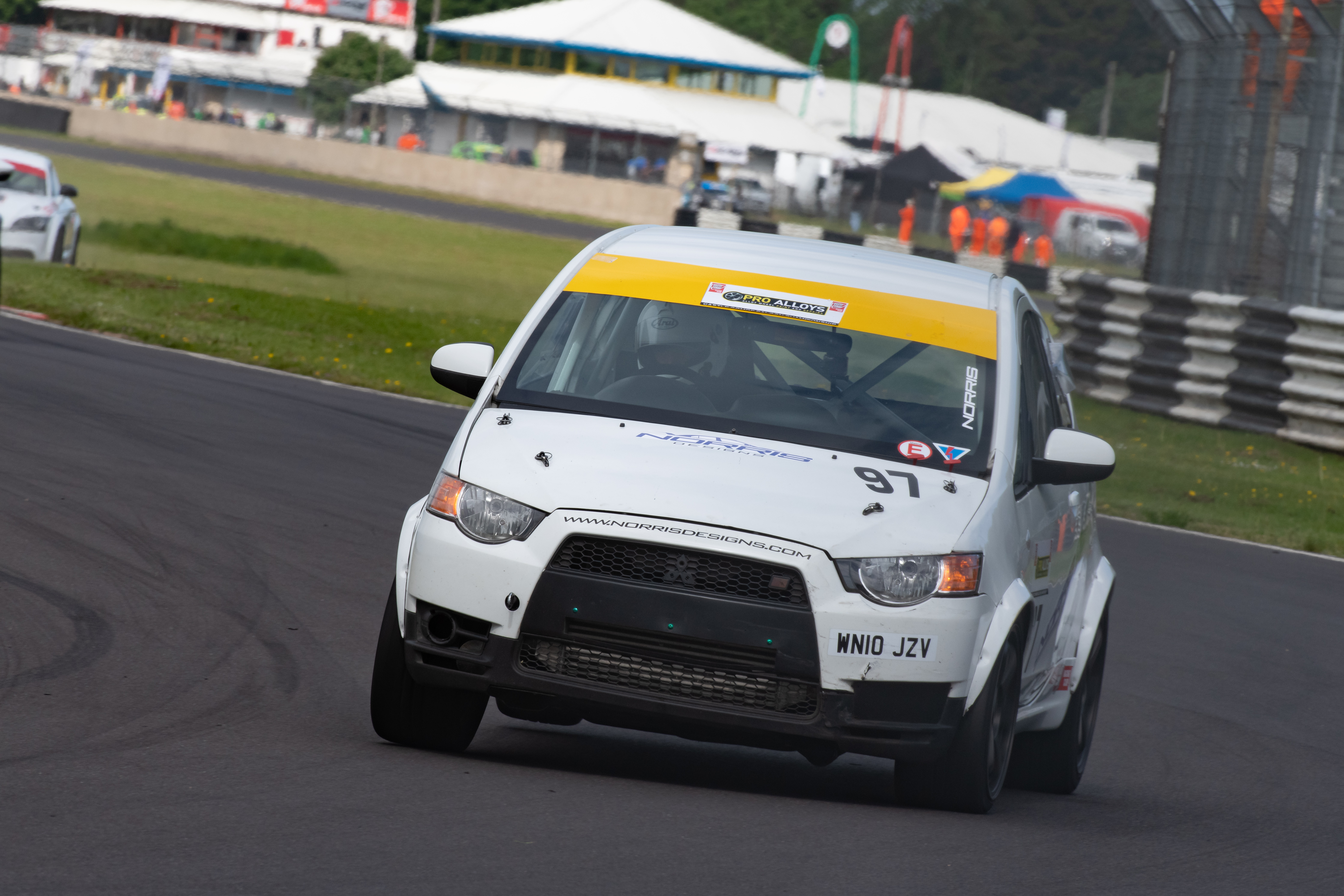 Pre Race Testing: HALF DAY