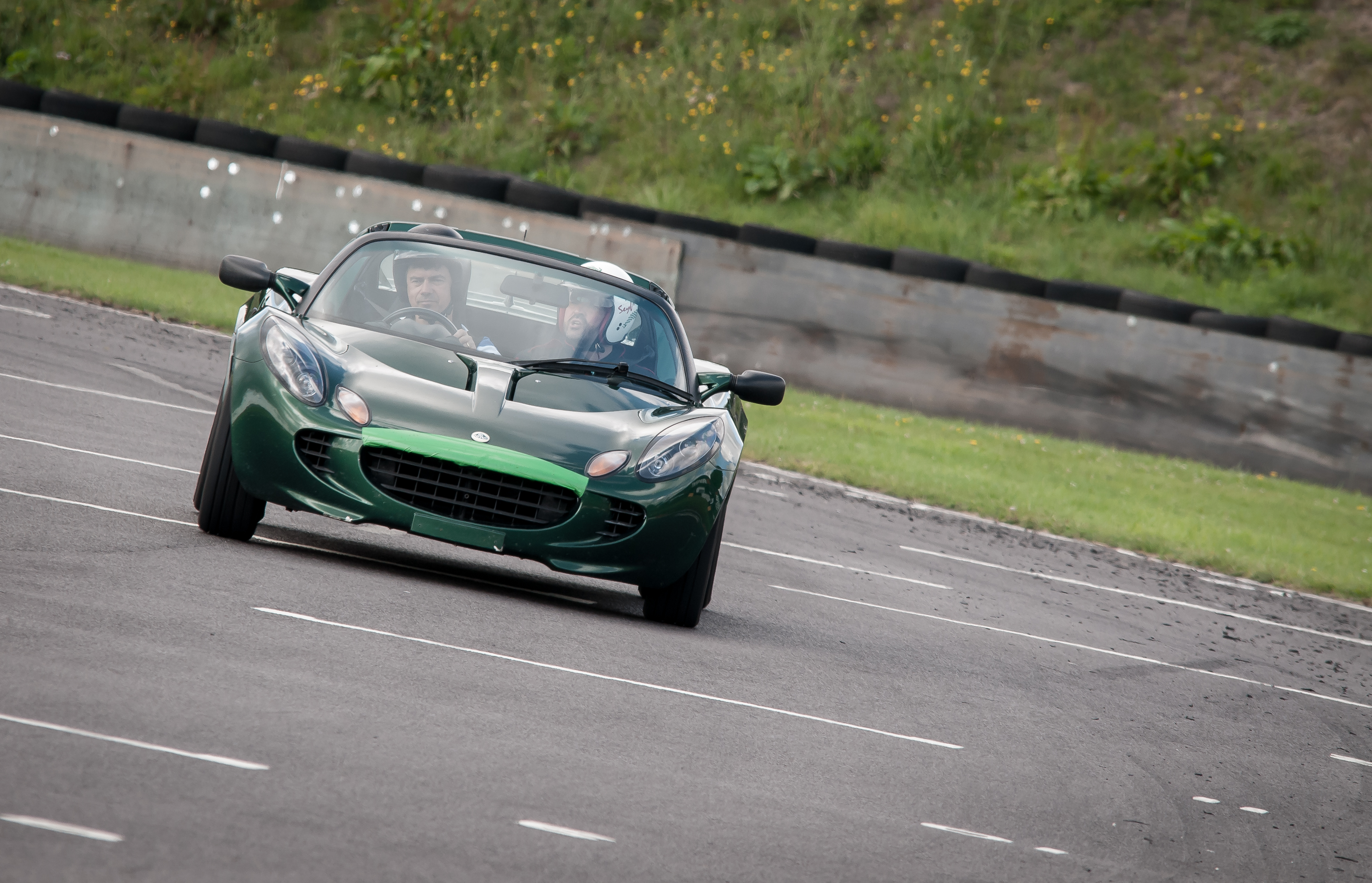 Lotus Driving Experience