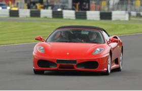 Ferrari White Knuckle