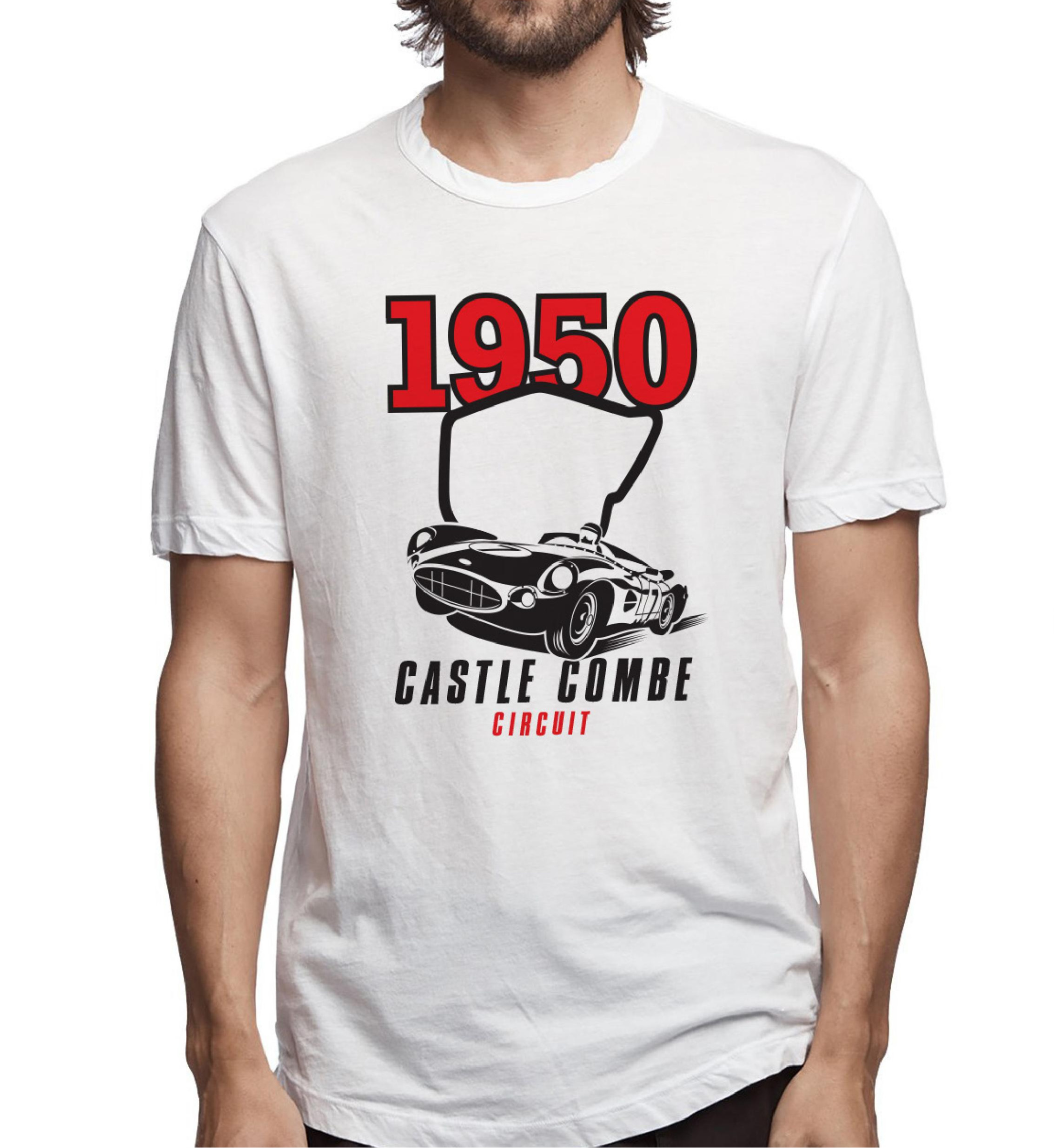 The 1950 t-shirt