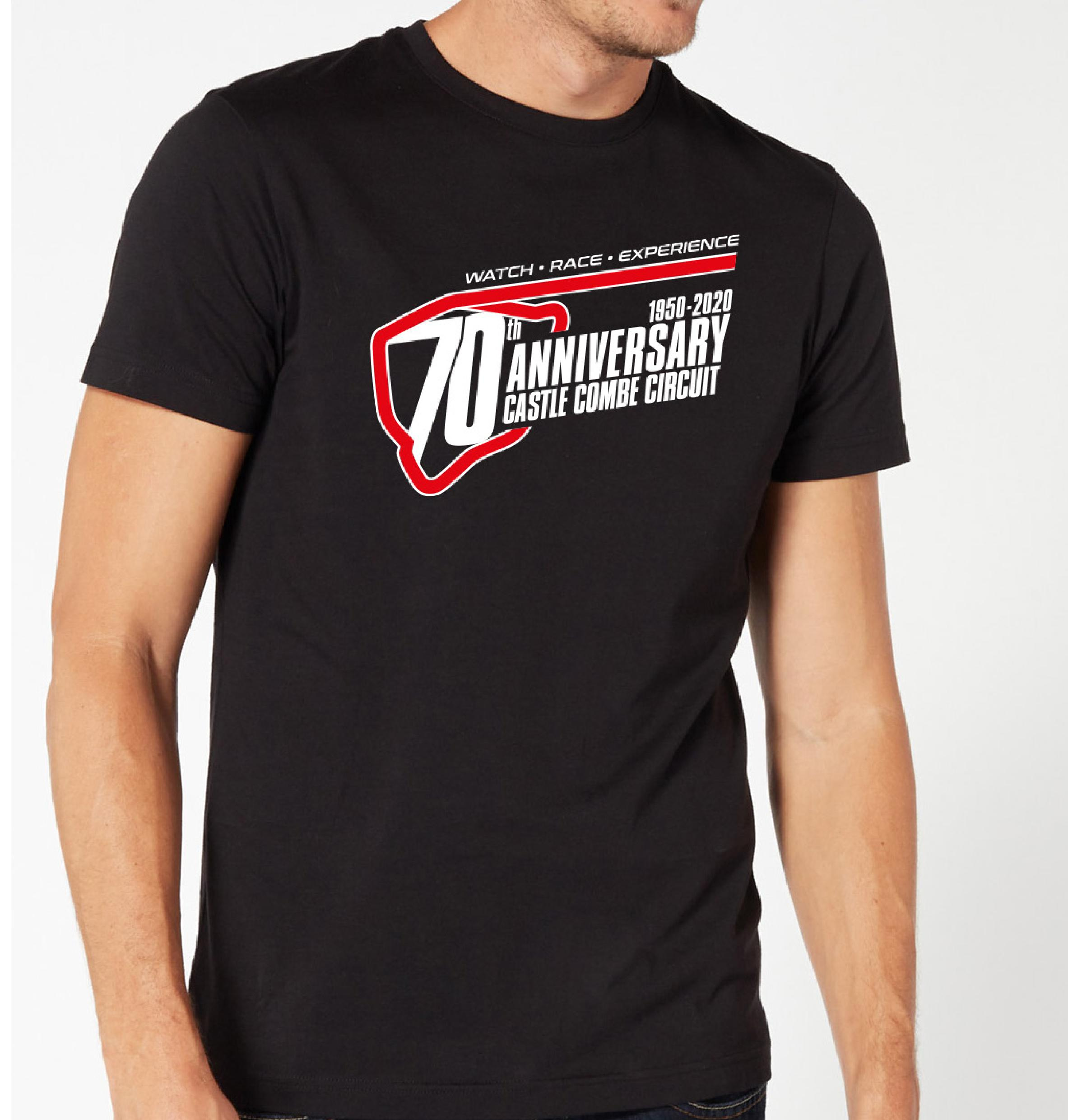 The 70th anniversary t-shirt