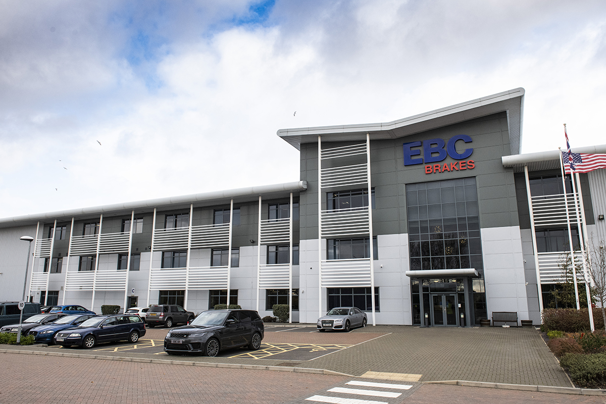 EBC BRAKES BECOMES OFFICIAL BRAKE PARTNER OF CASTLE COMBE CIRCUIT