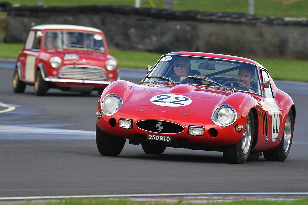 CARS WITH CASTLE COMBE HISTORY SOUGHT FOR AUTUMN CLASSIC