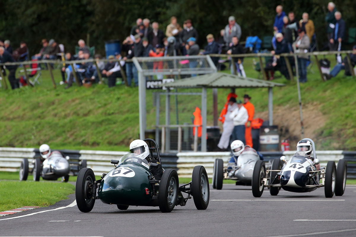 500CC F3 CARS TO STAR AT CASTLE COMBE AUTUMN CLASSIC