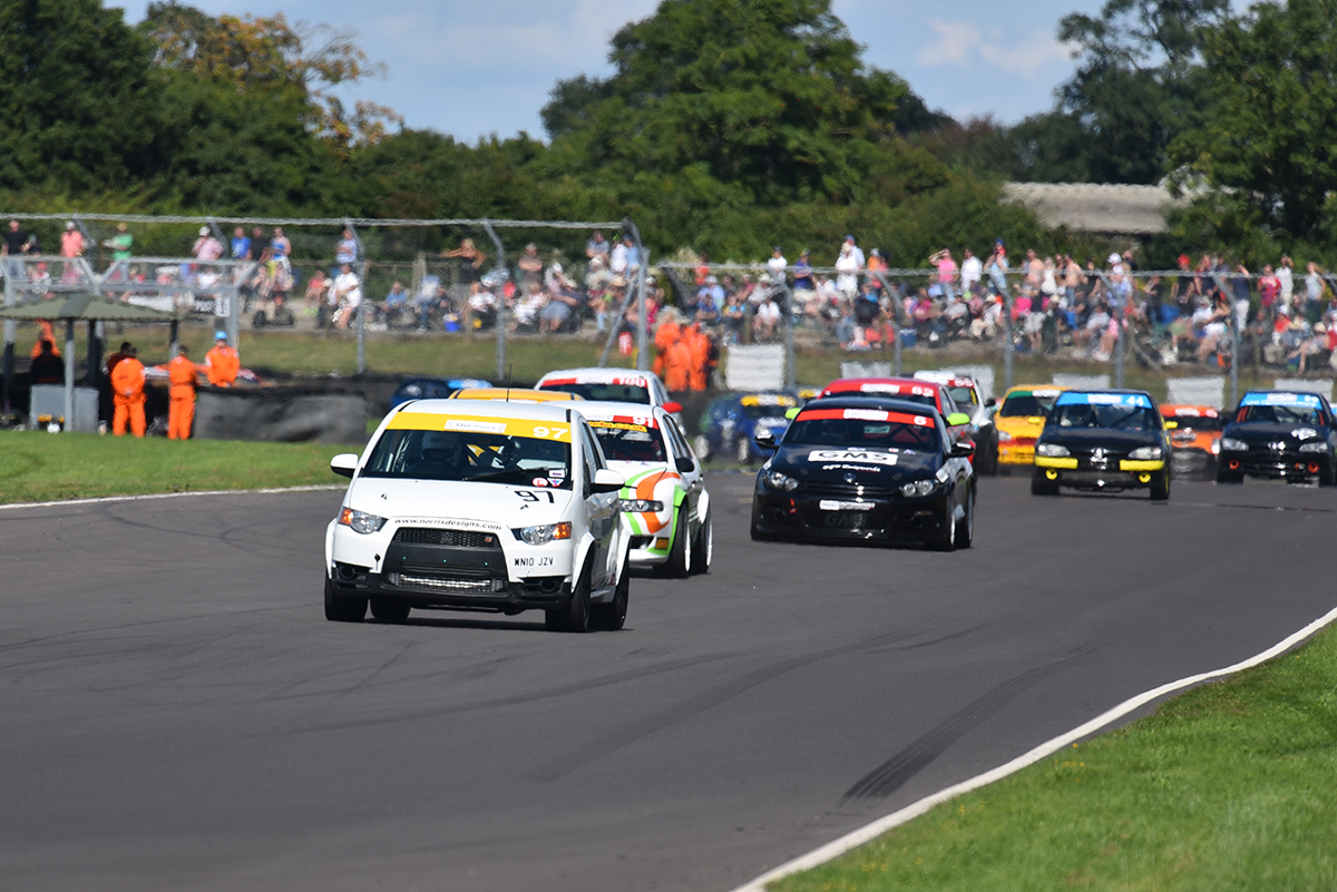 SAMCOSPORT TO SUPPORT SALOON CAR CHAMPIONSHIP FOR 2020 SEASON