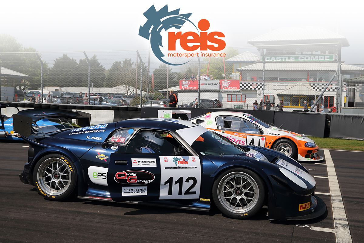 REIS MOTORSPORT INSURANCE CONTINUES PARTNERSHIP WITH CASTLE COMBE CIRCUIT AND RACING CLUB