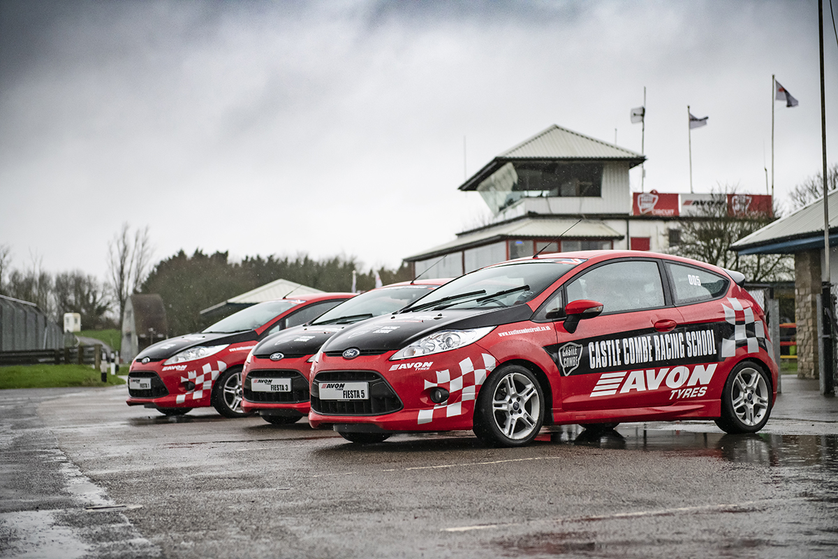 BECOMING A RACE DRIVER HAS NEVER BEEN EASIER WITH CASTLE COMBE CIRCUIT AND MOTORSPORT UK