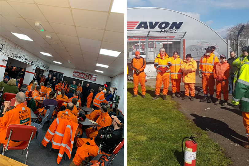 2020 MARSHAL TRAINING DAYS PROVE HUGE SUCCESS