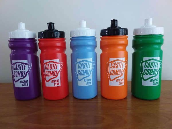 Castle Combe Racing Club Water Bottles