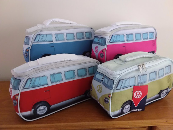 VW Camper Van Lunch Bag