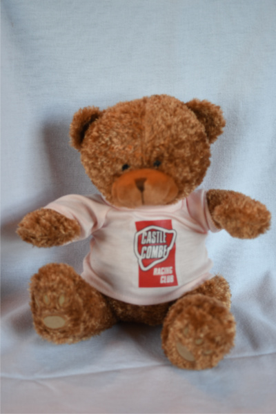 Edward I Bear - Pink CCRC T-Shirt