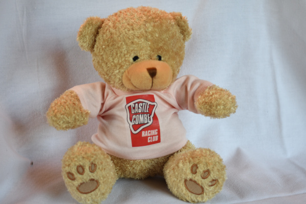 Edward II Bear - Pink CCRC T-Shirt