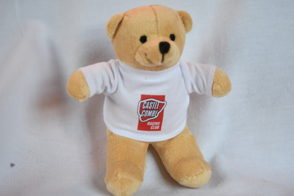 Henry II Bear - White CCRC T-Shirt