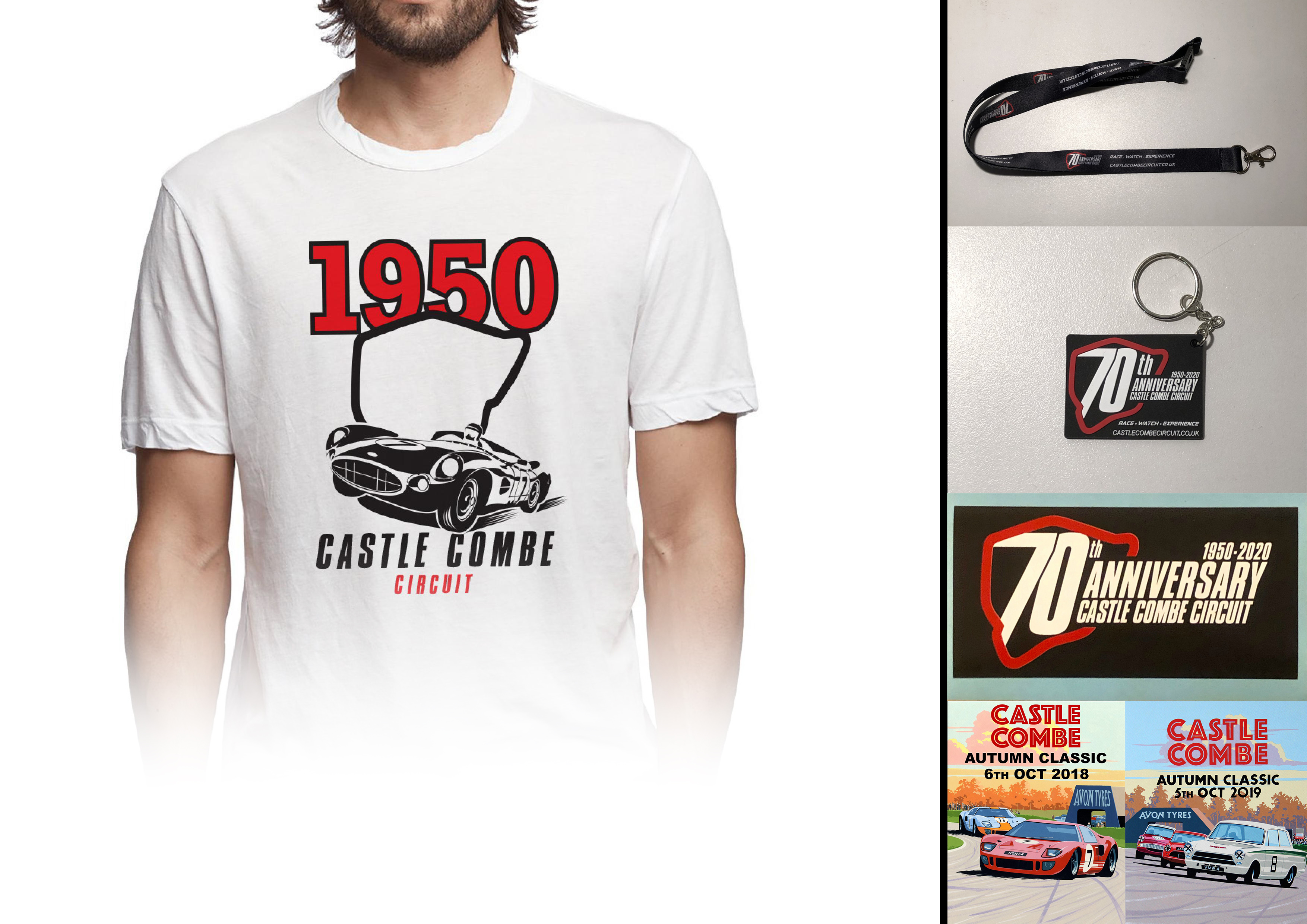 MERCHANDISE DISCOUNTS LAUNCHED TO CELEBRATE CIRCUIT'S 70TH ANNIVERSARY