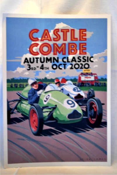 2020 Autumn Classic Poster