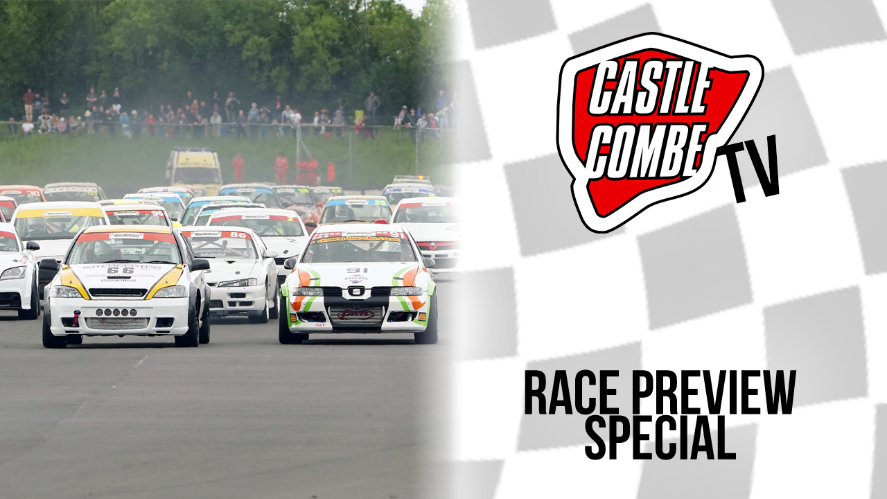 COMBE TV – EPISODE 23 (THURS 2 JULY) – RACE PREVIEW SPECIAL