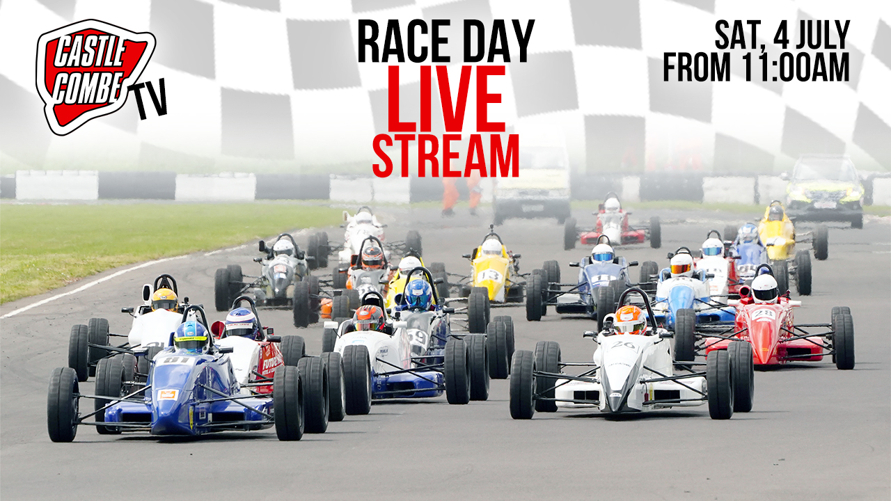 COMBE TV – EPISODE 24 – COMBE CHALLENGE RACE DAY LIVE!