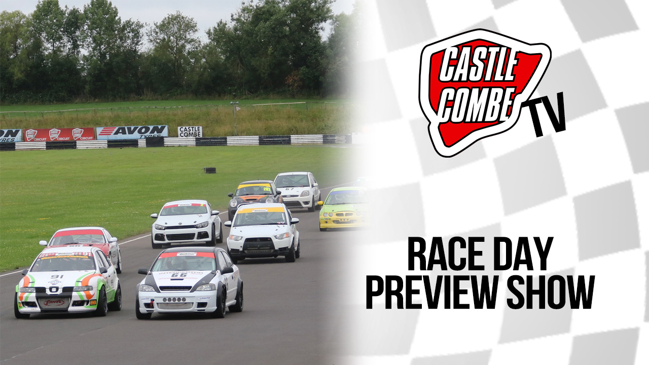 COMBE TV – EPISODE 27 – AUGUST 1st RACE DAY PREVIEW SPECIAL!
