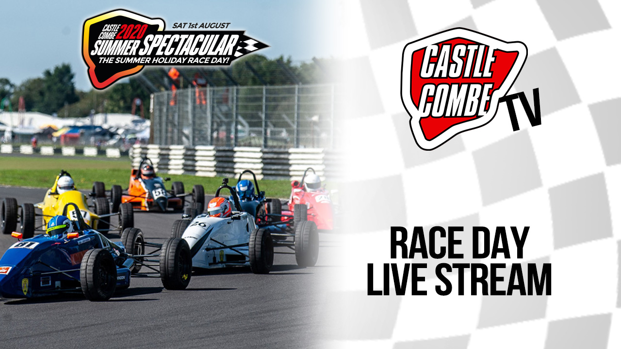 COMBE TV – EPISODE 28 – RACE DAY LIVE STREAM! – 'SUMMER SPECTACULAR'