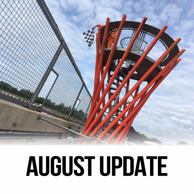 CASTLE COMBE CIRCUIT – AUGUST 2020 UPDATE