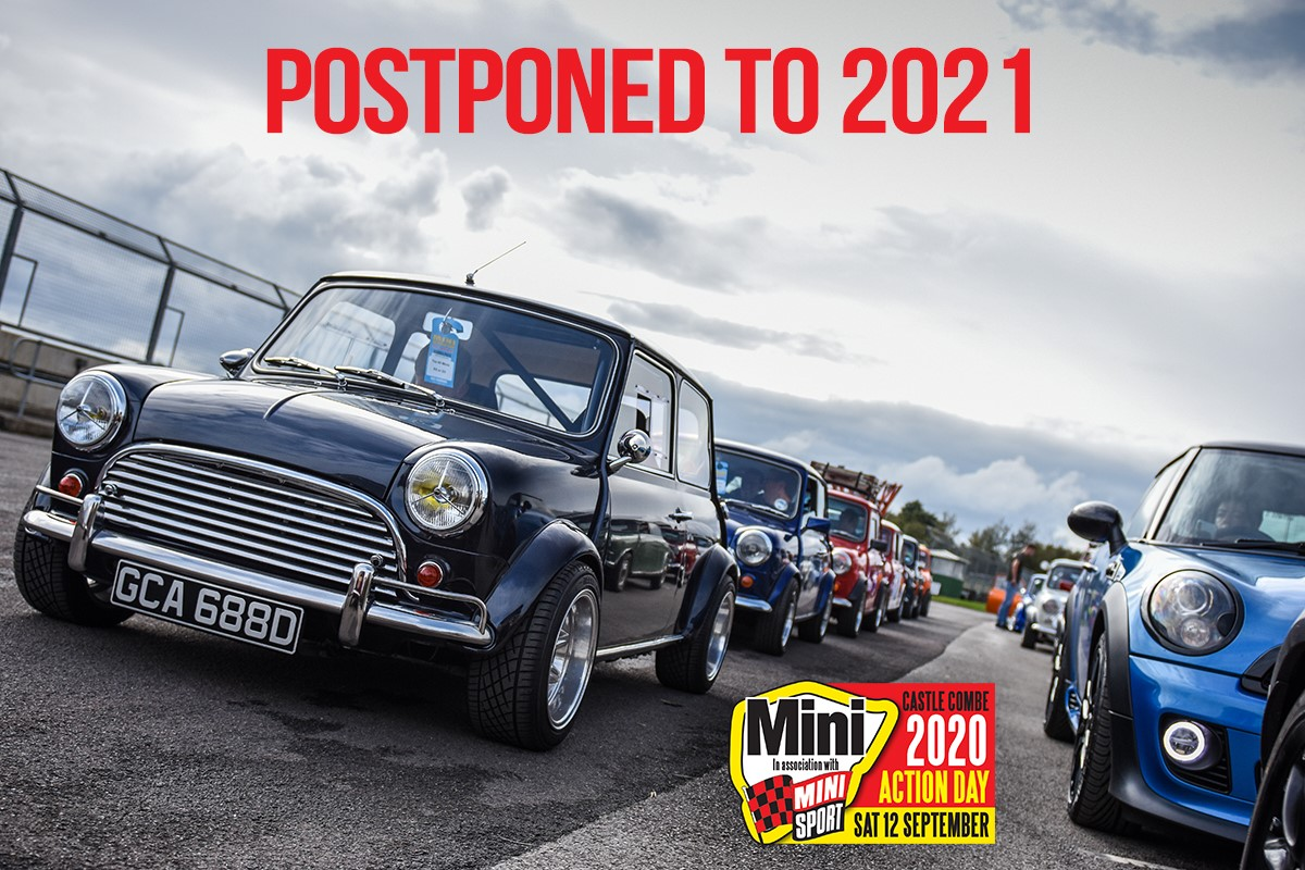 Mini Action Day – Postponed to 2021