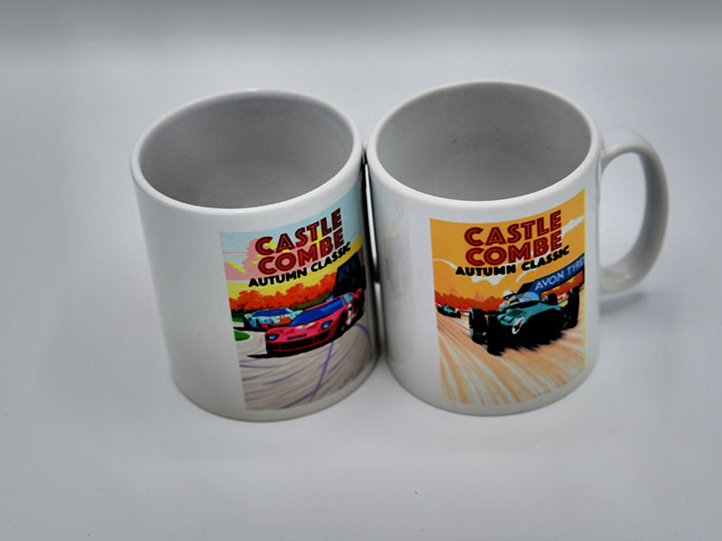 Castle Combe Autumn Classic Mugs